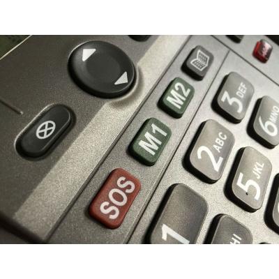 Amplicomms Powertel 96 Amplified Big Button Telephone